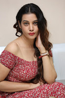 Diksha Panth in a Deep neck Short dress at Maya Mall pre release function ~ Celebrities Exclusive Galleries 039.JPG