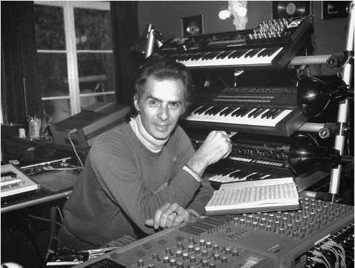 Bil Conti composer, Bill Conti The Right Stuff