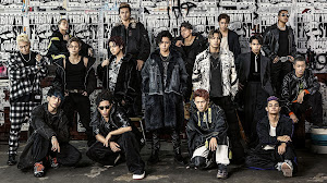 THE RAMPAGE from EXILE TRIBE – DOWN BY LAW