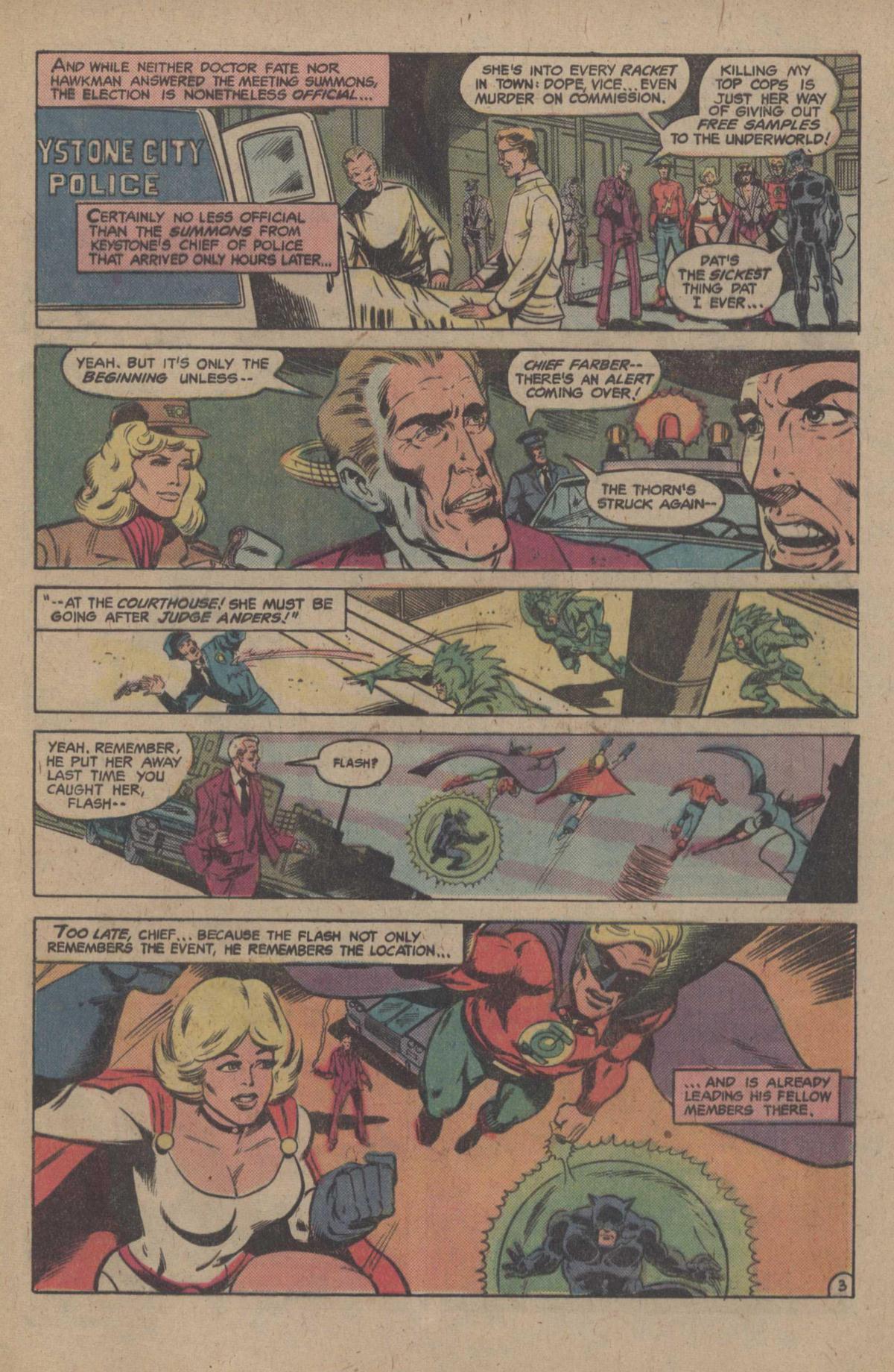 Read online All-Star Comics comic -  Issue #72 - 5