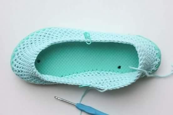Zapatos hechos con Suelas de Flip Flops o Chanclas
