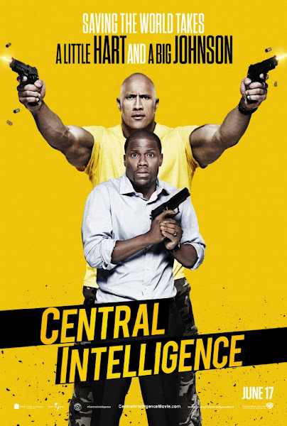 Poster Of Central Intelligence 2016 UnRated 720p English BRRip Full Movie Download