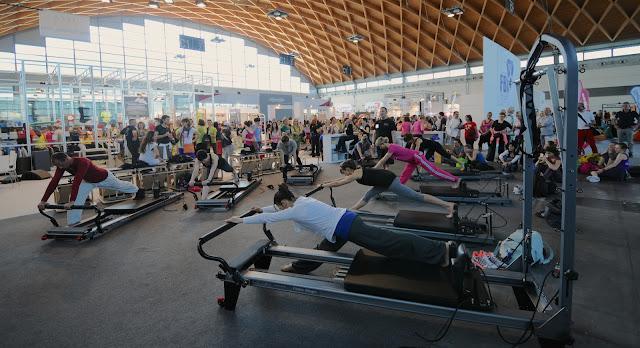 Dal 31 maggio al 3 giugno prossimi, RiminiWellness sarà per quattro giorni luogo d'incontro dei massimi esperti del Pilates, che anche quest'anno durante la manifestazione presenteranno le novità offerte dalla disciplina.