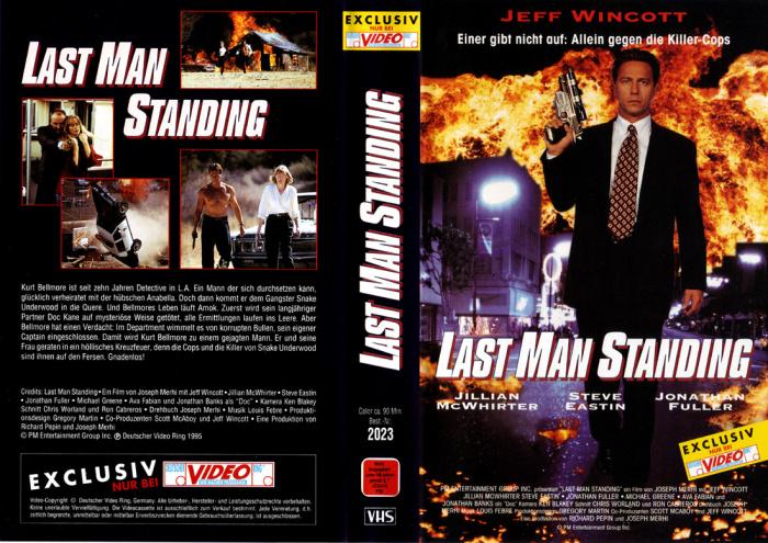 Resultado de imagem para Last Man Standing 1995