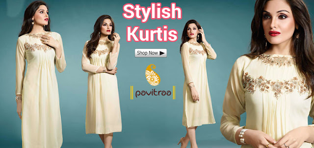 New Fashion Style Of Designer Party Wear Kurtis In Western Look Online Shopping