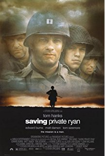 Film Saving Private Ryan (1998)