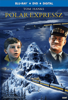 The Polar Express (2004) Dual Audio Hindi 330MB BluRay 480p