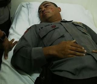 Penganiayaan dan Perampasan Senjata Anggota Brimob Polda Bali