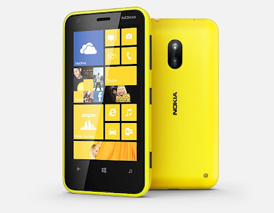 Spesifikasi Nokia Lumia 620 Windows Phone 8 Termurah