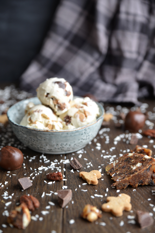 Waffle & Whisk: Everything But The Kitchen Sink Ice Cream