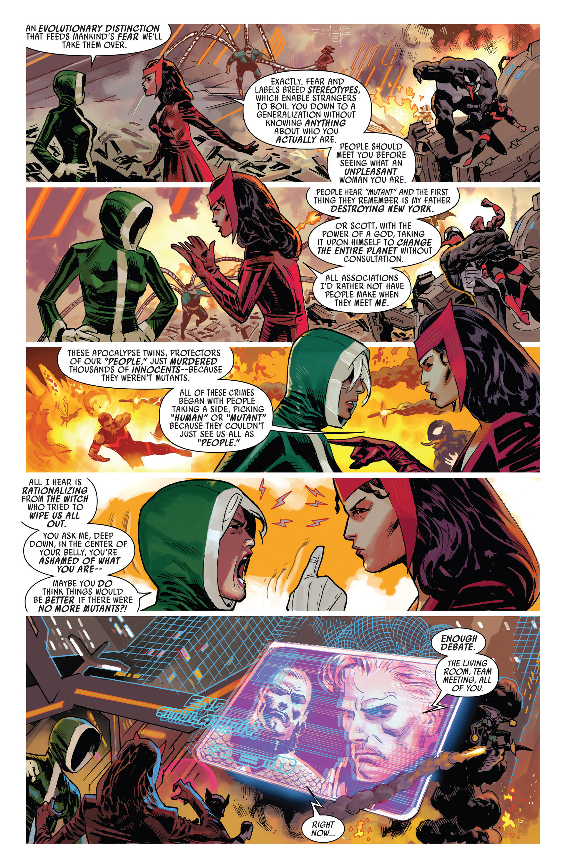 Read online Uncanny Avengers (2012) comic -  Issue #9 - 15