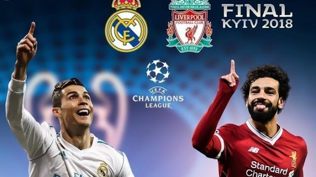 Live Streaming beIN Sports Final Liga Champions Real Madrid vs Liverpool 27 Mei 2018