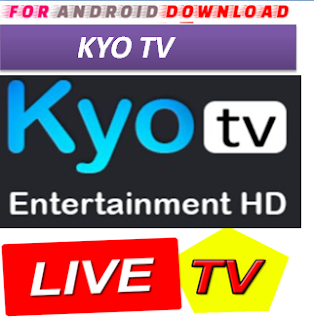 Download Android KyoTV IPTVPro LITE IPTV Television Apk -Watch Free Live Cable TV Channel-Android Update LiveTV Apk  Android APK Premium Cable Tv,Sports Channel,Movies Channel On Android.