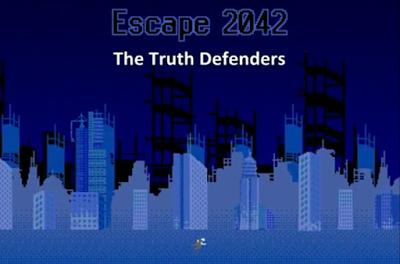 Escape 2042, les différentes news 2