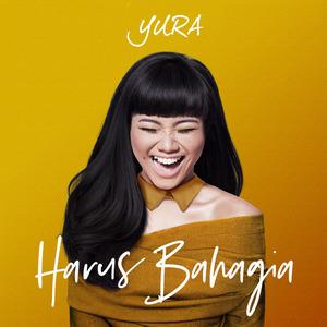 cover album yura yunita harus bahagia