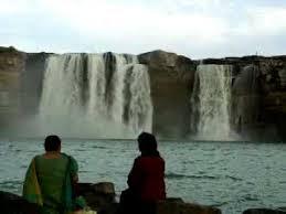 Picnic at Chitrakut Falls