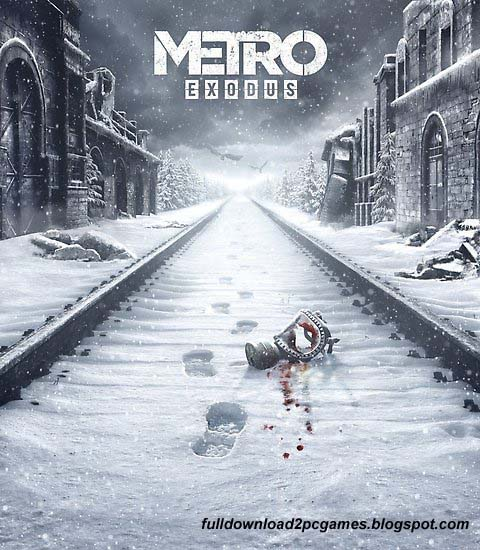 Person Shooting Video Game Developed By  Metro Exodus Free Download PC Game- CPY