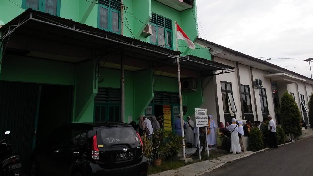 Alamat: Jl. Wr. Supratman, No. 2, Komplek Pelabuhan Perikanan Nusantara, Panjang Wetan, Pekalongan Utara, Kota Pekalongan, Jawa Tengah