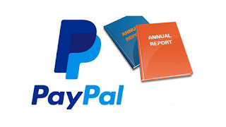 Taxes made easy with Paypal Annual Financial Summary Report