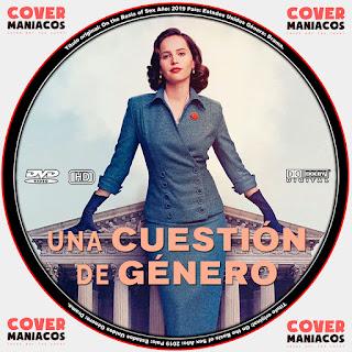 GALLETA UNA CUESTION DE GENERO - ON THE BASIS OF SEX - 2018