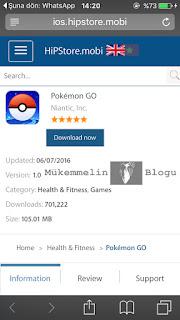 Pokemon Go İndir