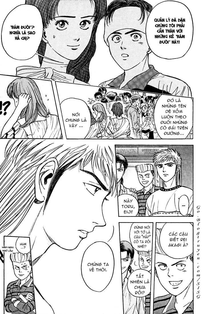 Psychometrer Eiji chapter 27 trang 17