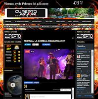 [Ahora] Vea en vivo y en directo el Festival La Camelia Solidaria de Curepto 2017 por curepto.com