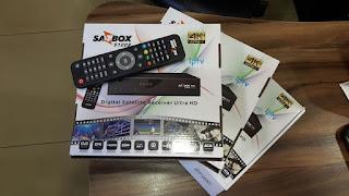 SATBOX S1009 HD FANTÁSTICO PRIMEIRA  ATUALIZAÇÃO - 21/09/2016
