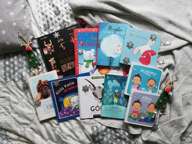 jakie książki kupić dziecku na mikolajki