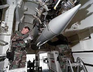 Negara - Negara Ini Pemilik Senjata Nuklir Terbesar Dunia