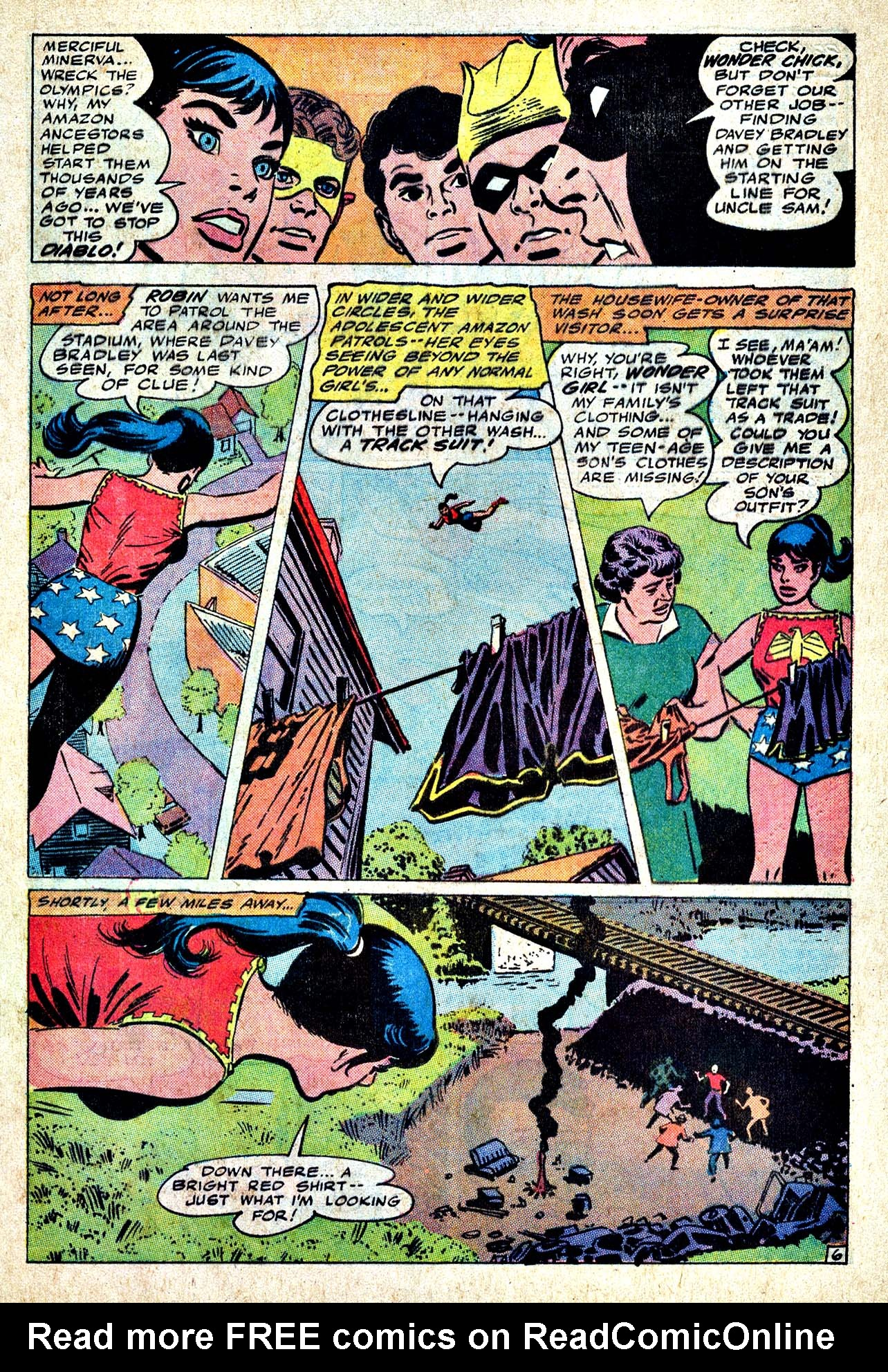 Read online Action Comics (1938) comic -  Issue #409 - 31