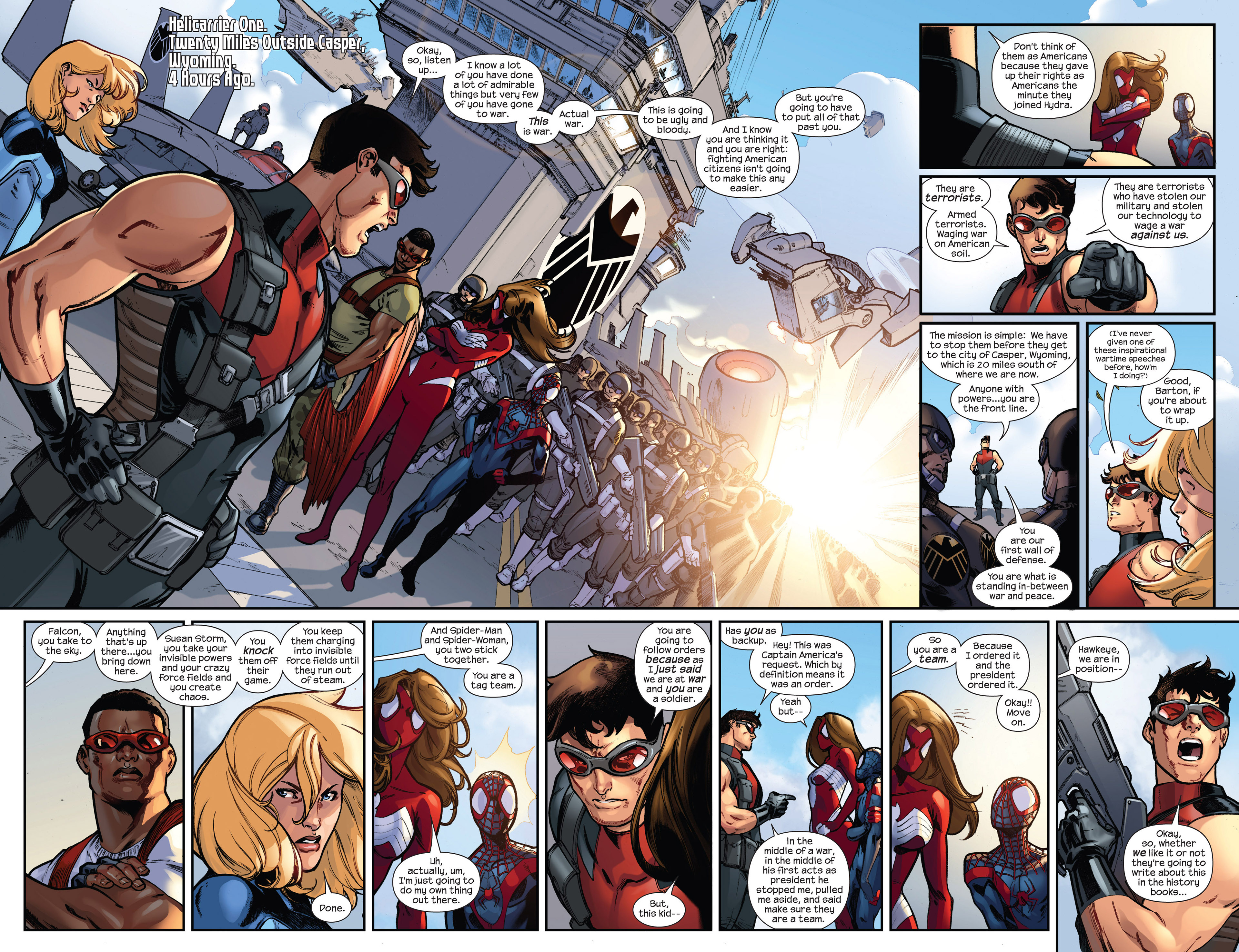 Read online Ultimate Comics Spider-Man (2011) comic -  Issue #17 - 6