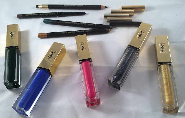 Mascara YSL Beauté Vinyl Couture: an overview