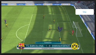 pes 2017 game play