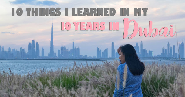 Lady 10 years in Dubai