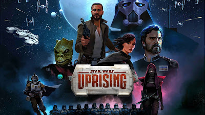 Download Game Android Gratis Star Wars Uprising apk + obb