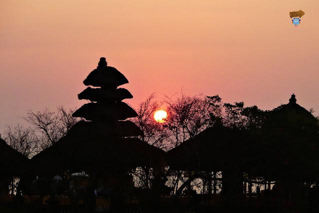 Atardecer en Tanah Lot - Bali