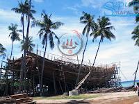 Tempat Galangan Kapal yang Memproduksi 20 Kapal Pinisi - Jual Kapal Pinisi