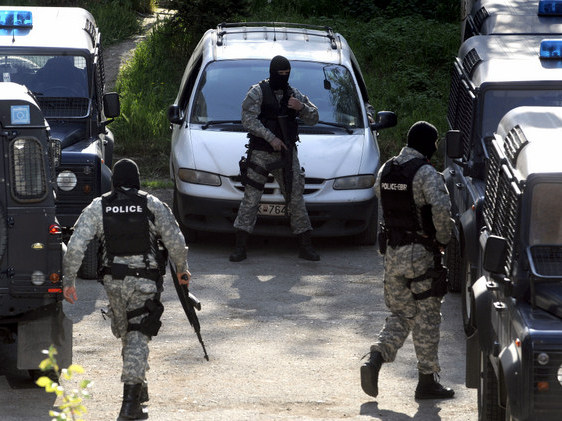 Two Albanians with ISIS ties arrested for planning attacks in Macedonia
