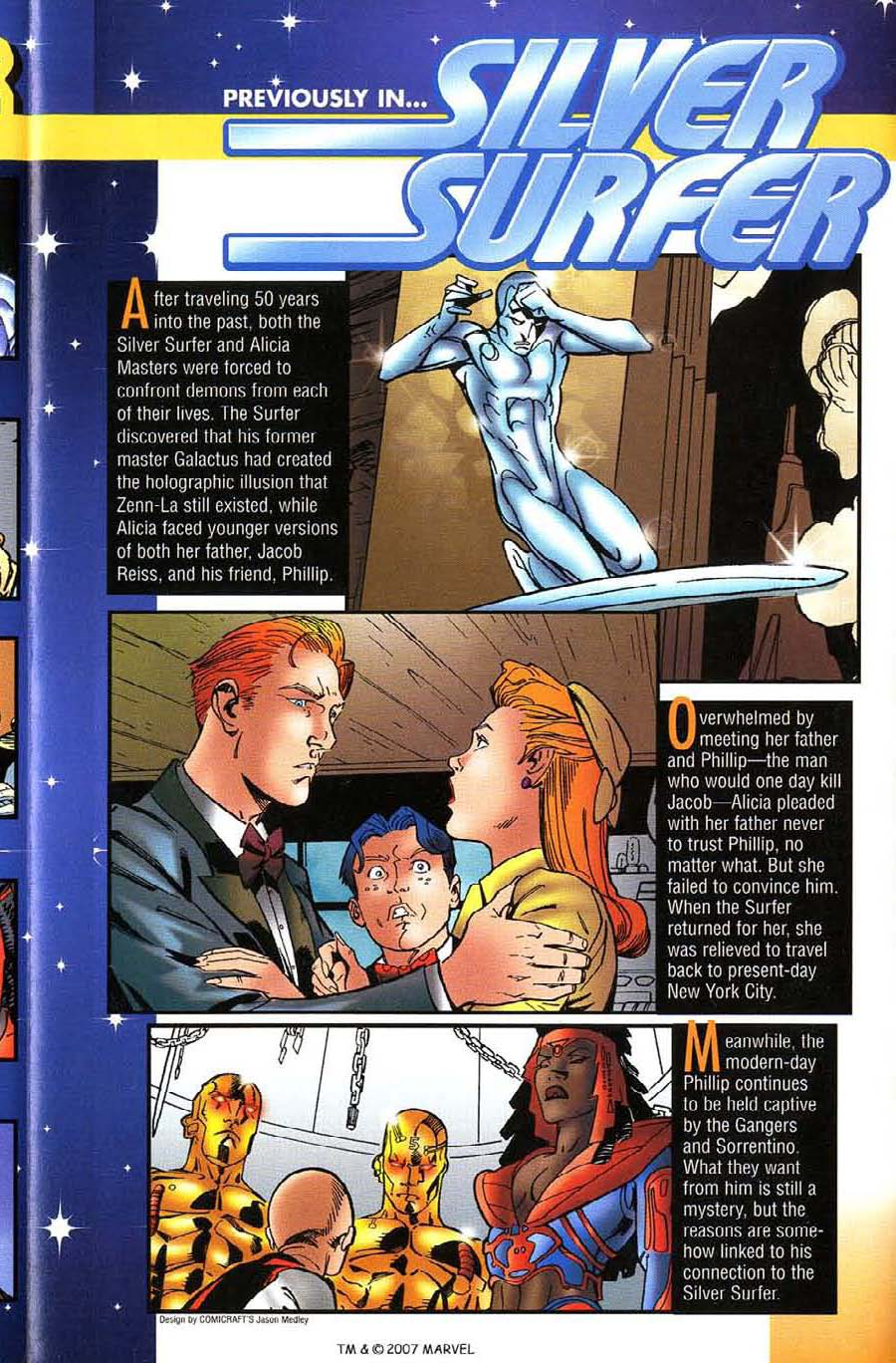 Read online Silver Surfer (1987) comic -  Issue #132 - 3