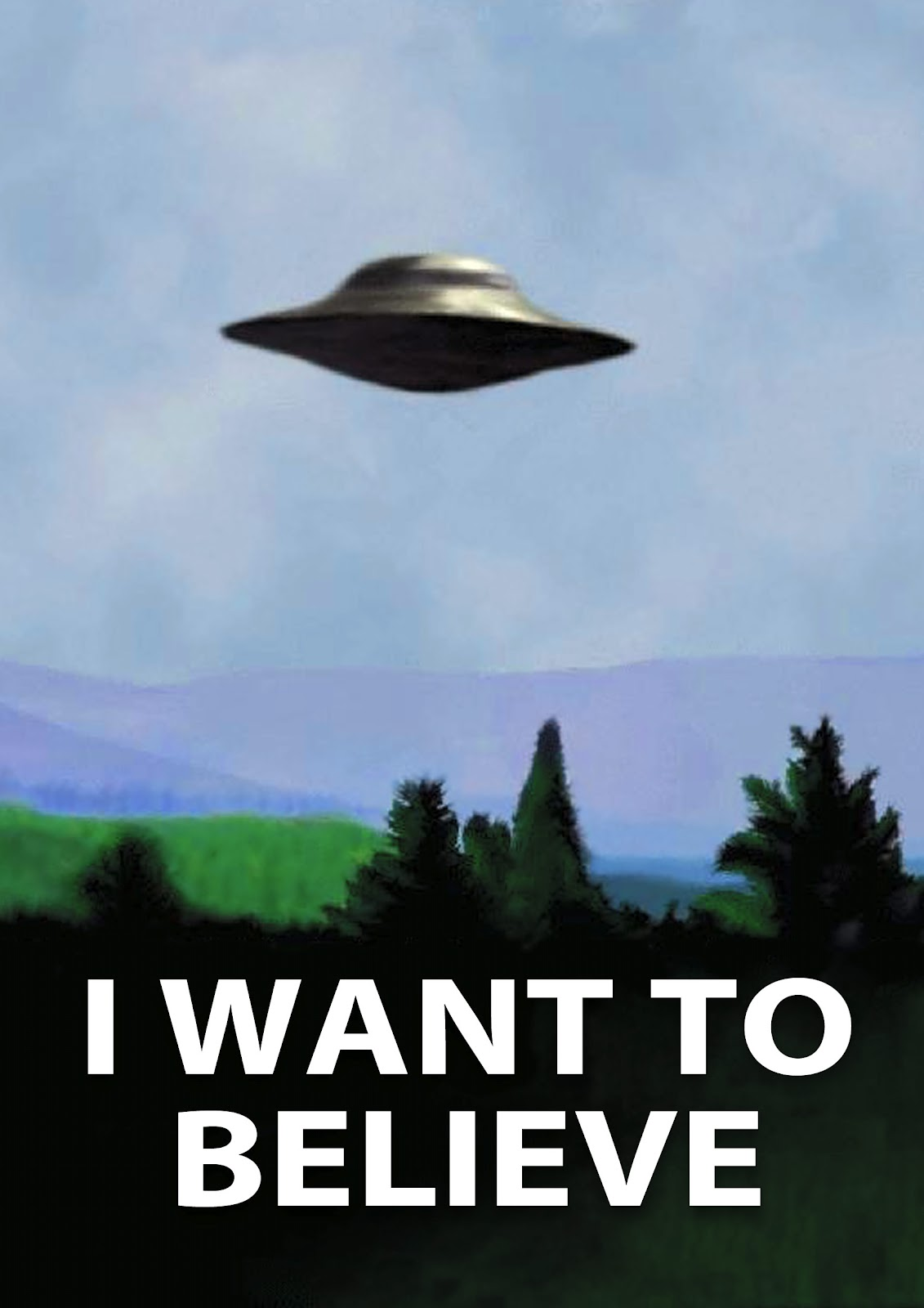 3500wordsperpound AZ Challenge quotXquot is for quotXFilesquotX Files I Want To Believe Poster