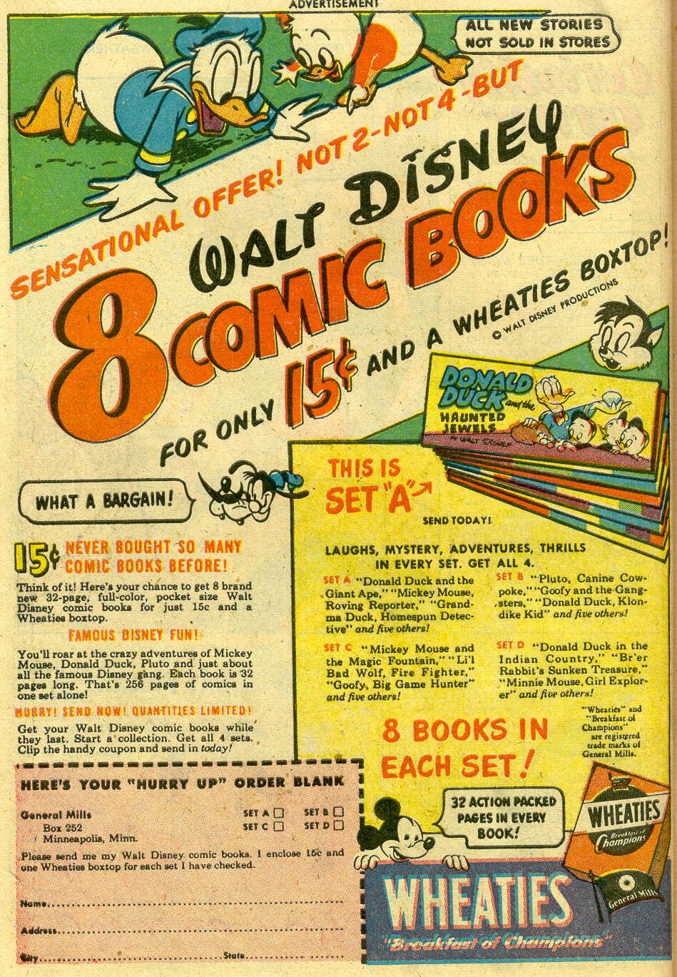 Strange Adventures (1950) issue 13 - Page 12