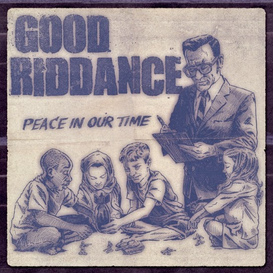 """Good Riddance's """"Piece In Our Time"""" turns 5 years old"""