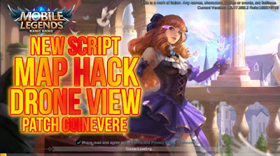 Download Script Hack Map Drone View Patch Guinevere Mobile Legends: Bang bang
