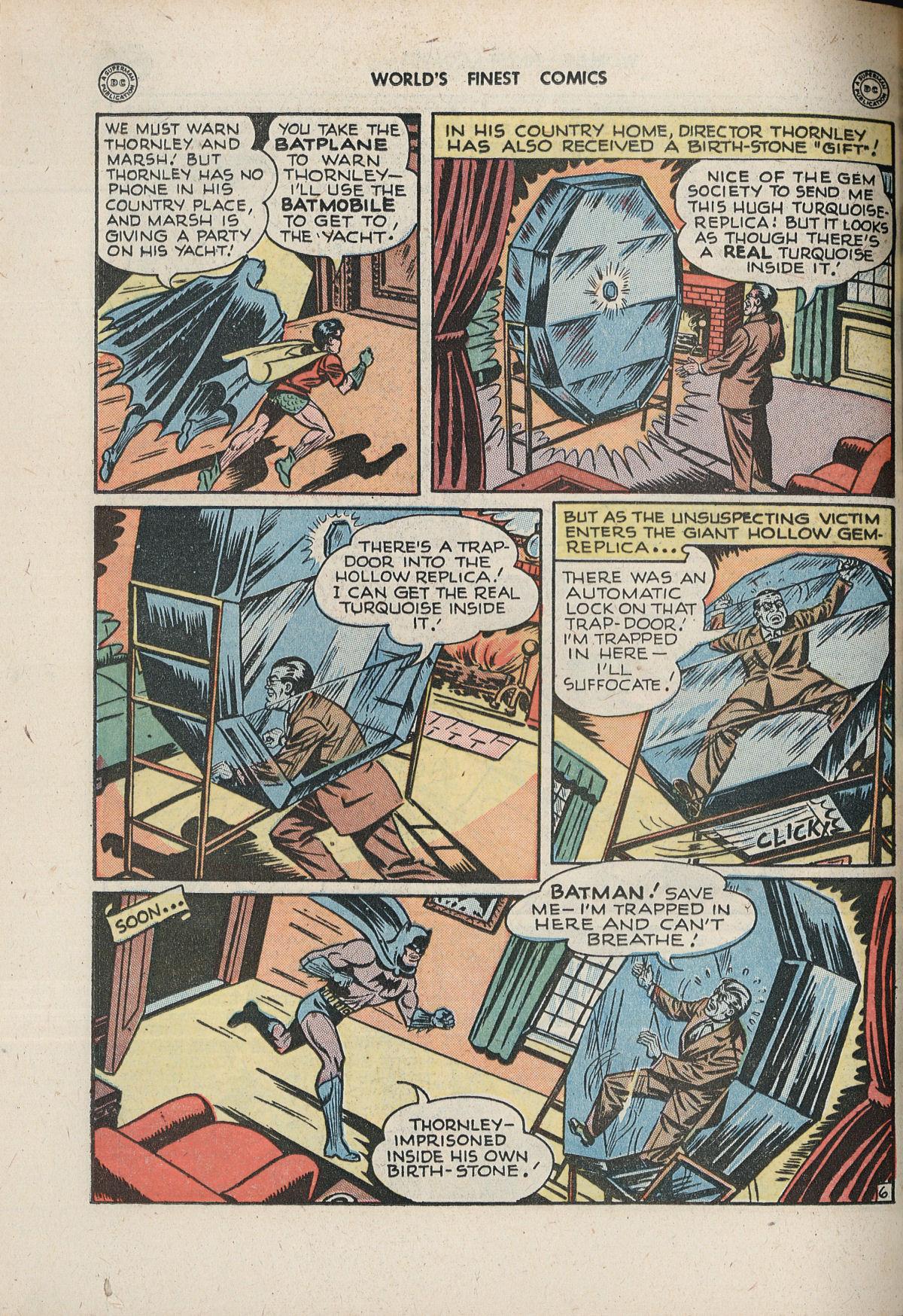 Read online World's Finest Comics comic -  Issue #33 - 66