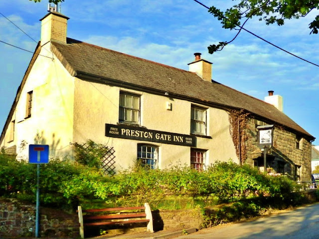 Preston Gate Inn, Poughill, Bude, Cornwall