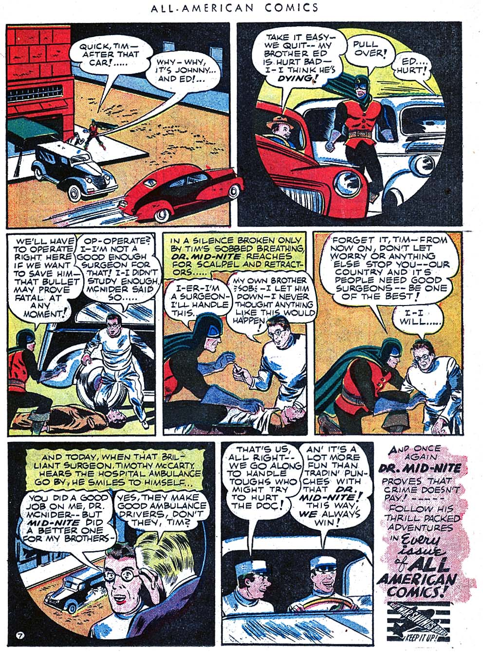 Read online All-American Comics (1939) comic -  Issue #63 - 23