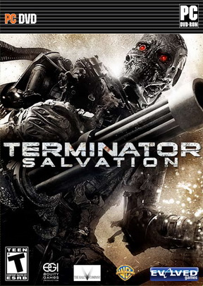 1013 Terminator Salvation PC Game