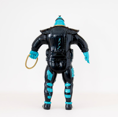 "Run The Jewels x Teenage Mutant Ninja Turtles ""RTJ KRANG"" Vinyl Fiugre by Trap Toys x Unbox Industries"