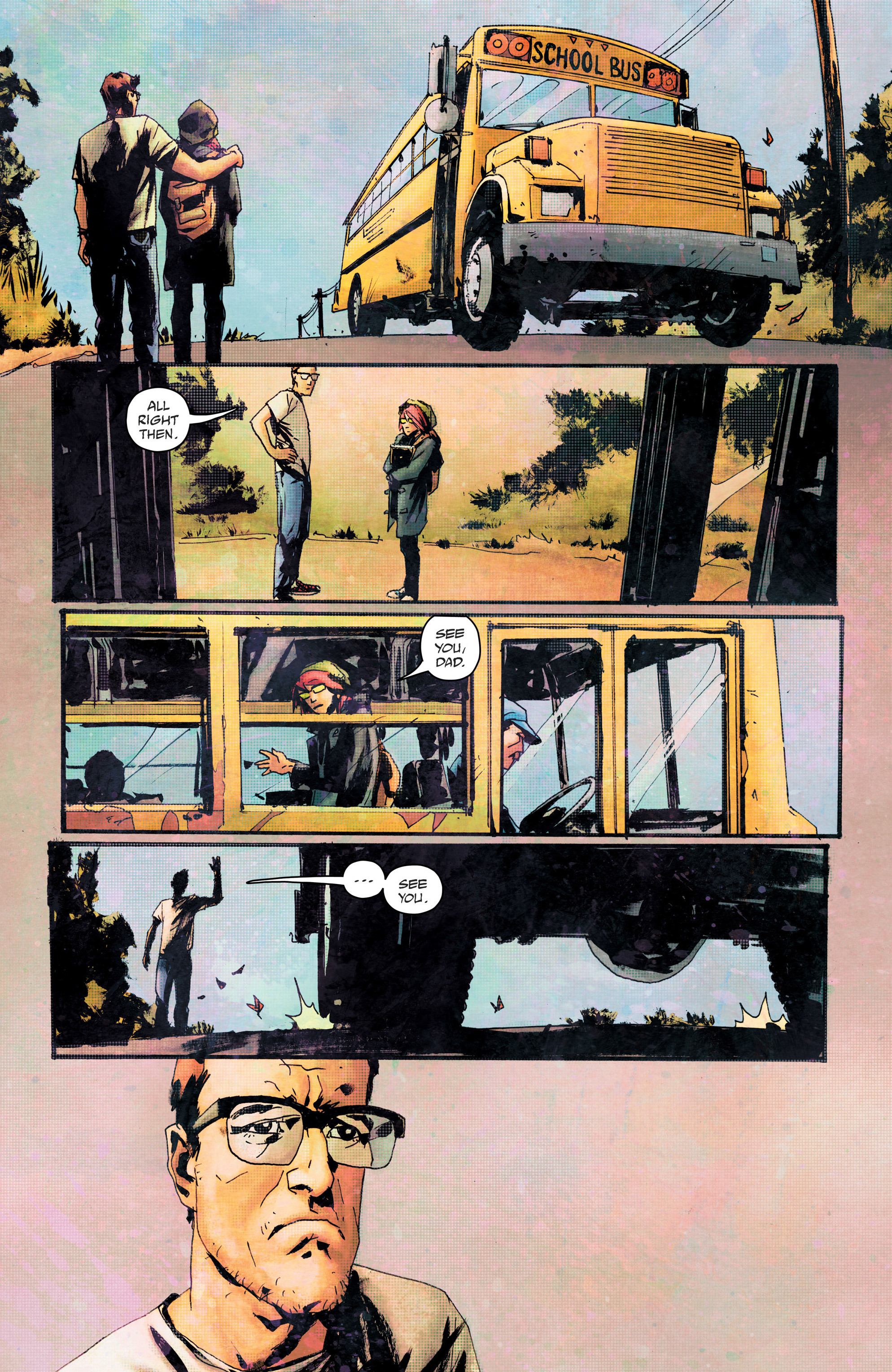 Read online Wytches comic -  Issue #1 - 11